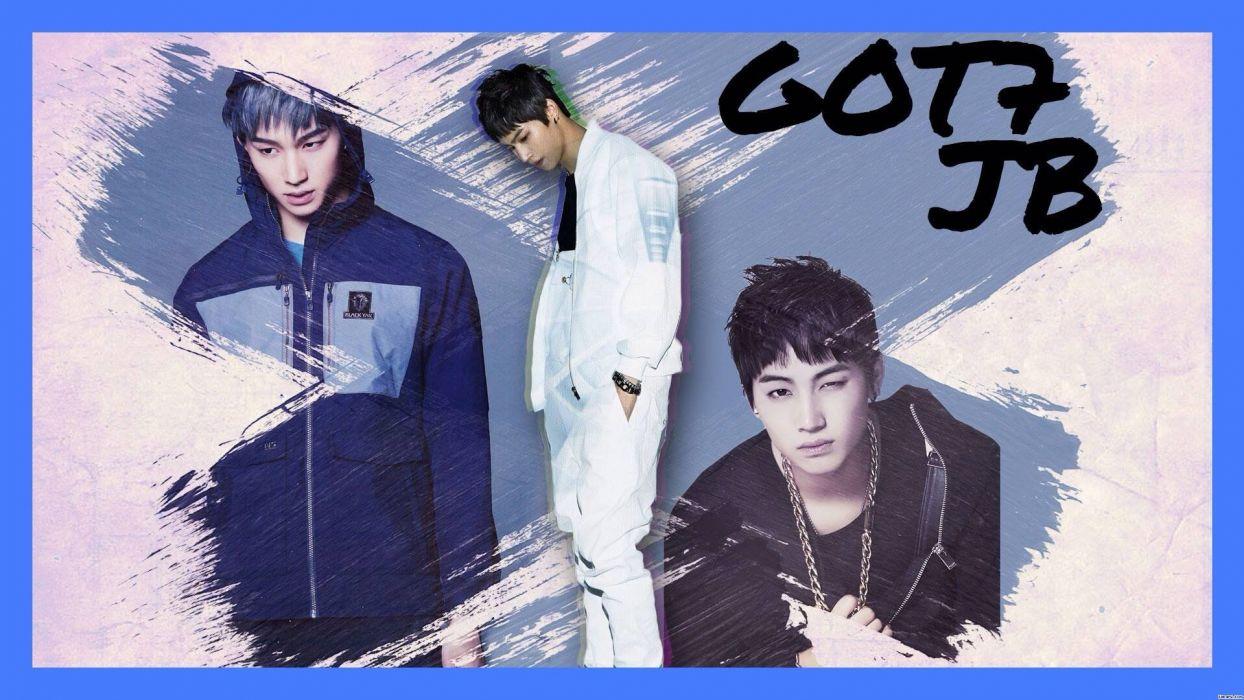 Got7 JB wallpaper