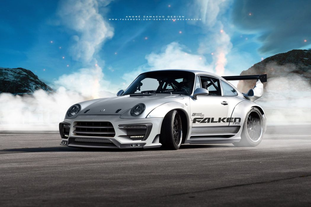 Porsche 993 GT2 TURBO wallpaper