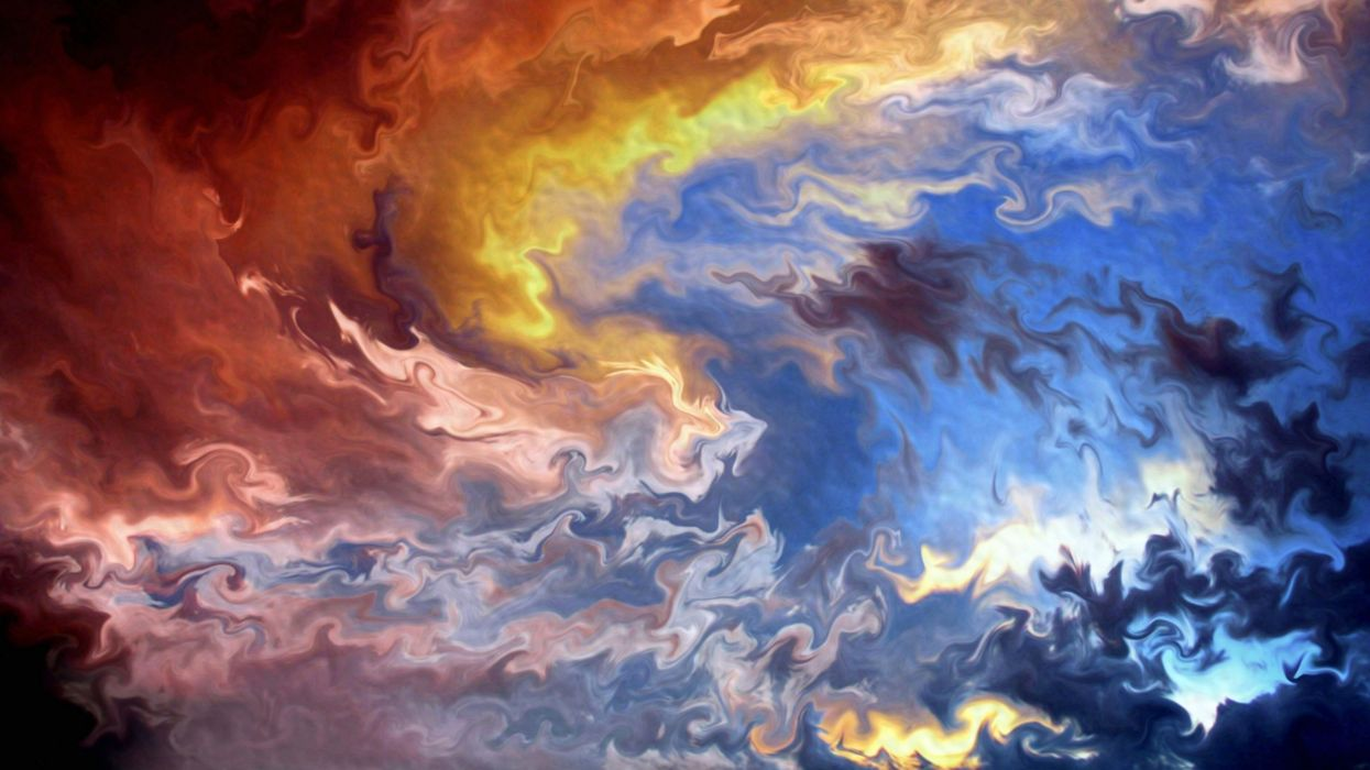 abstracto multicolor wallpaper