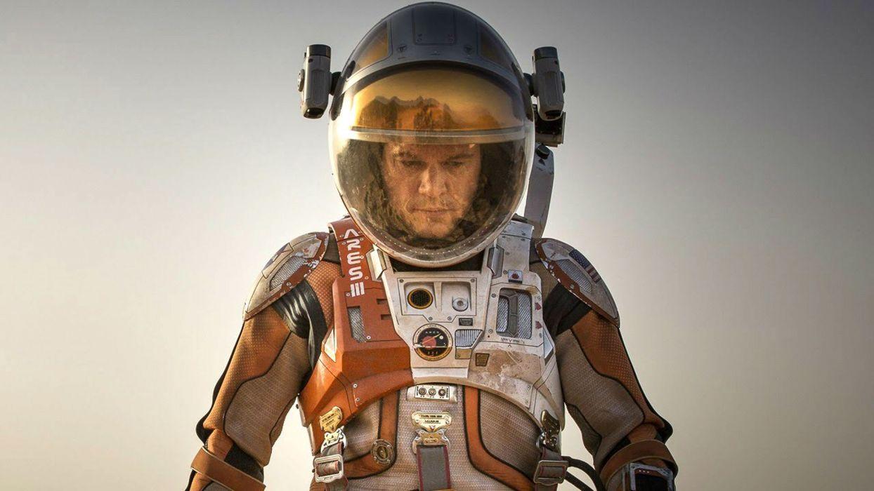 MARTIAN sci-fi futuristic astronaut mars 1martian adventure drama damon wallpaper