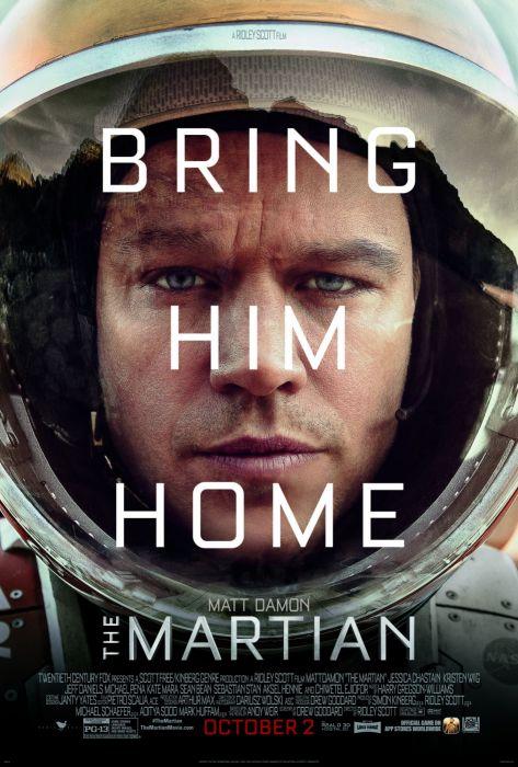 MARTIAN sci-fi futuristic astronaut mars 1martian adventure drama damon poster wallpaper