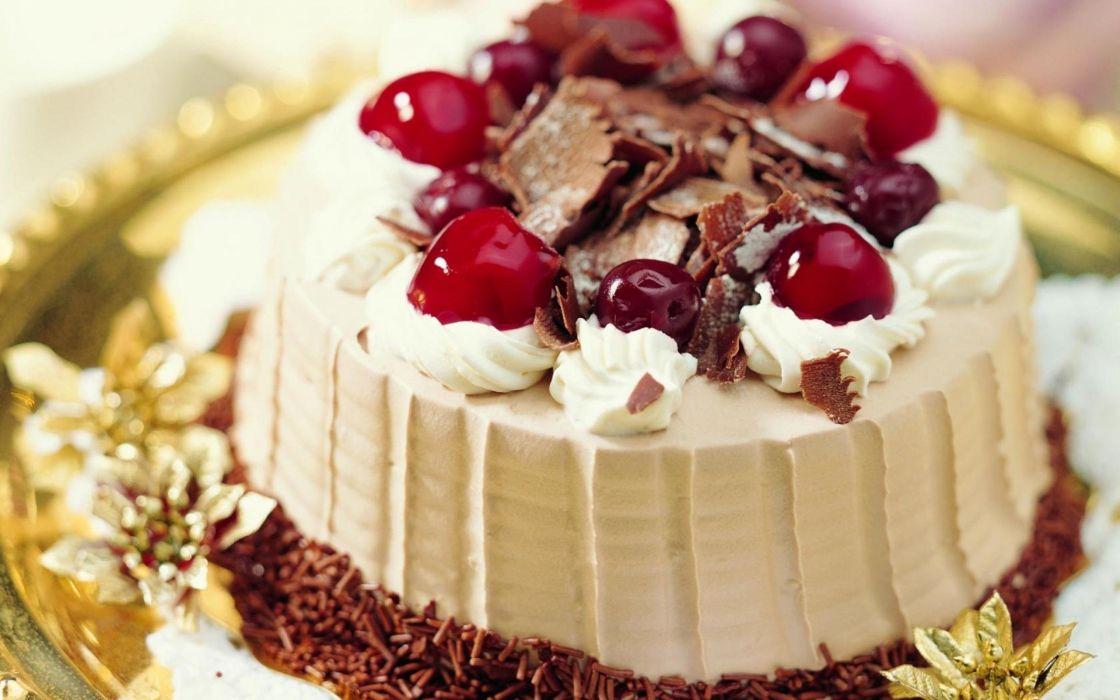 amazingly delicious cake food wallpaper