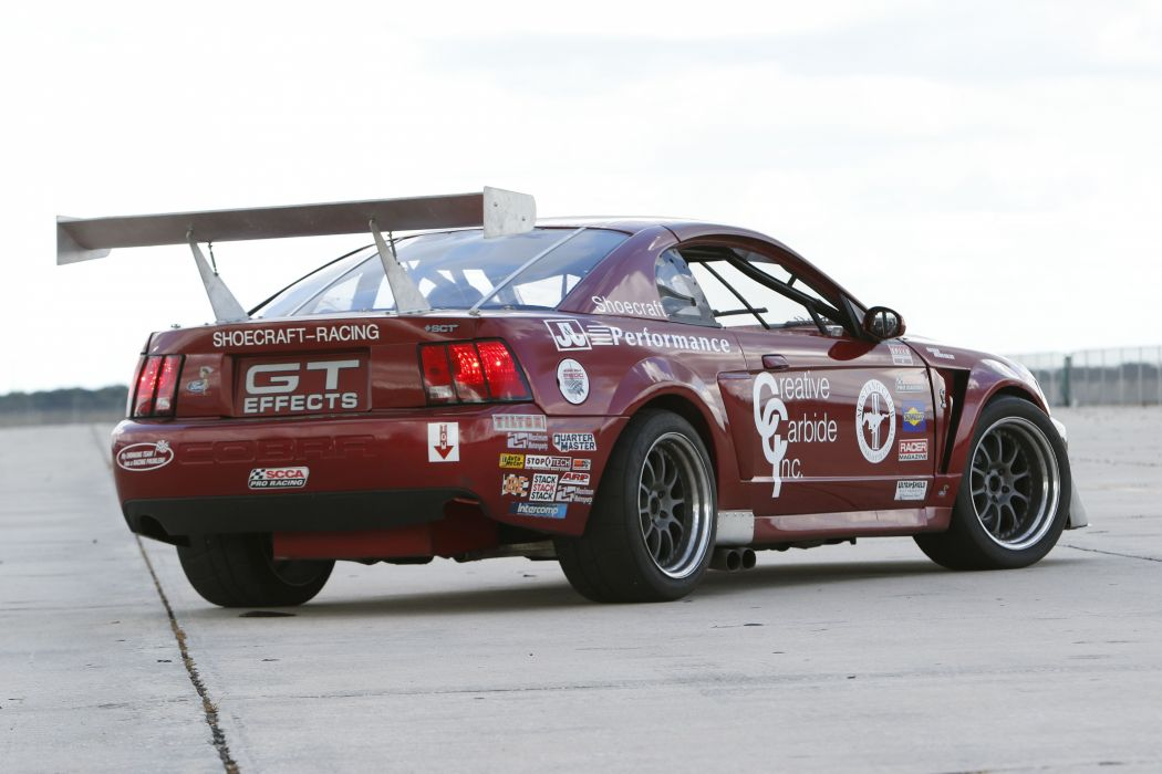 2003 Ford Mustang Cobra GT Race Pro Touring Supercar Super Street USA -04 wallpaper