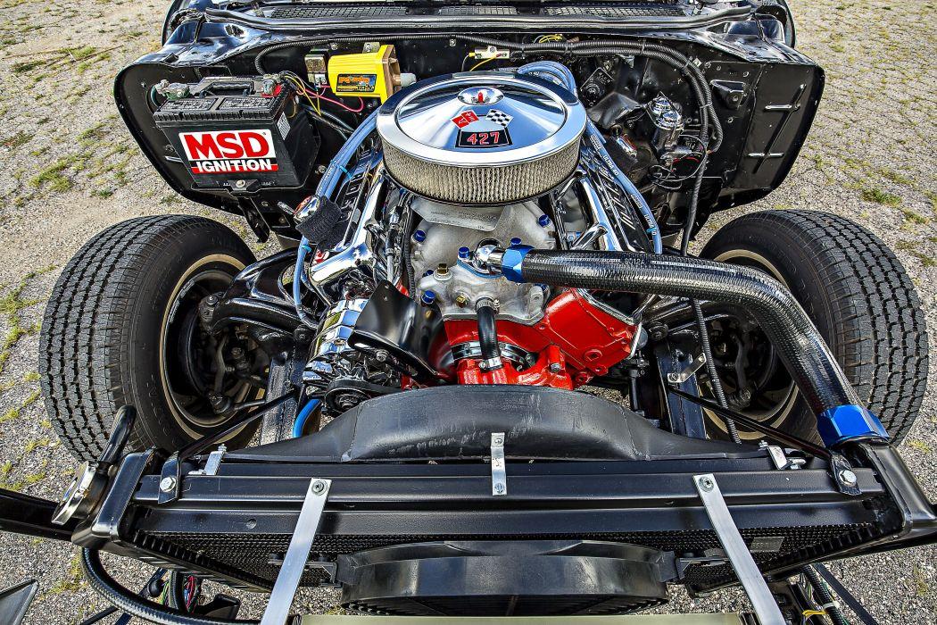 1968 Chevrolet Chevy Chevelle Ptostock Drag Racer Muscle Classic USA -05 wallpaper