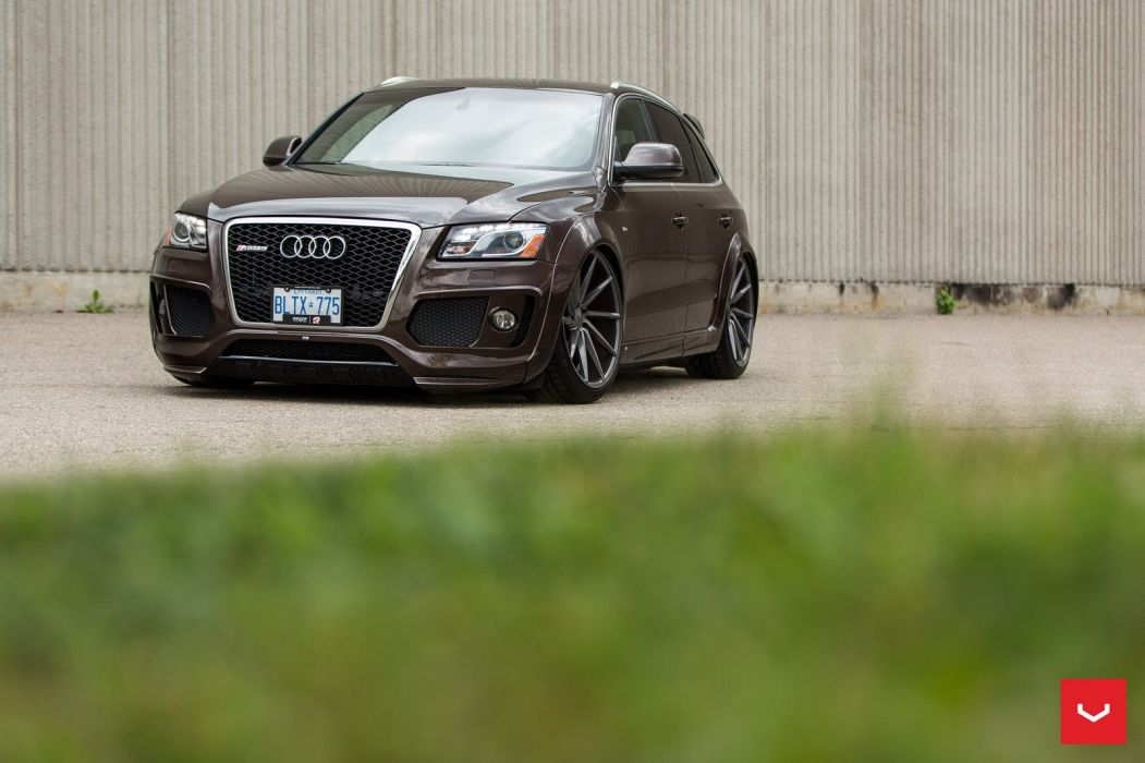 Audi-Q5 Vossen Forged wheels cars suv wallpaper
