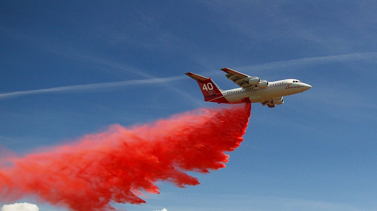 AIR TANKER aircraft airplane jet airliner forest fire airtanker emergency wallpaper