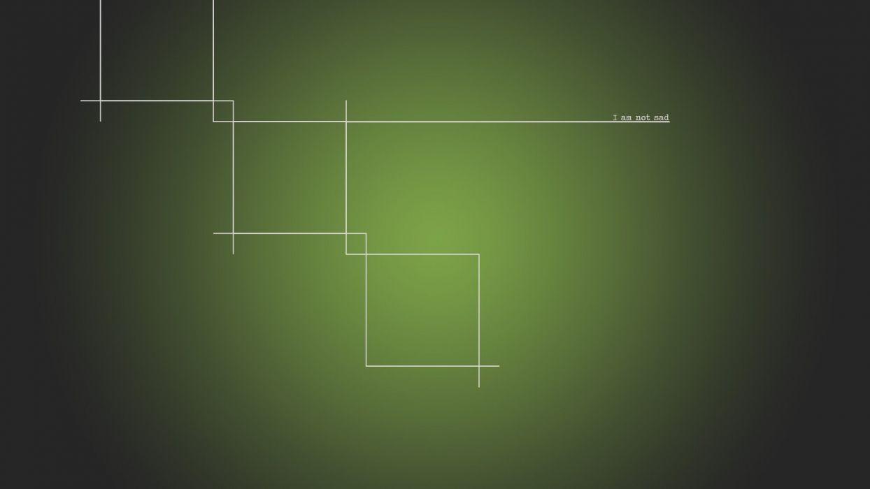 digital design beauty green wallpaper