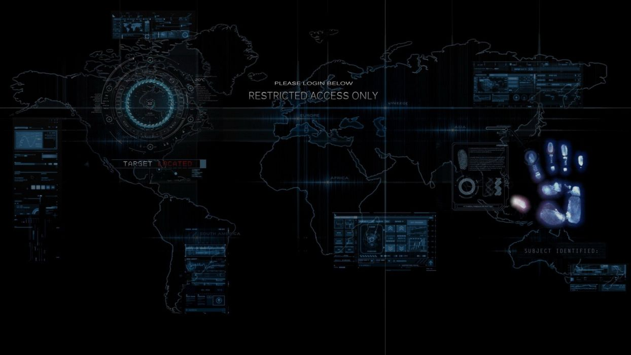 computer digital world map wallpaper