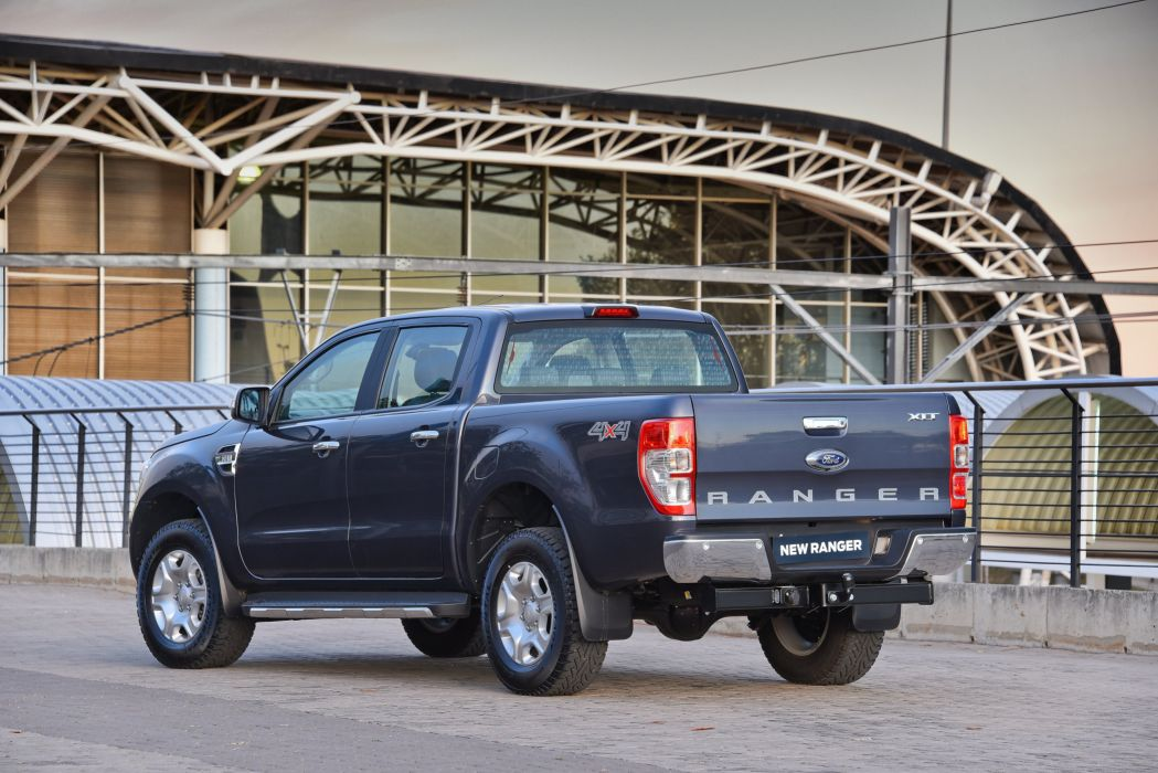 Ford Ranger XLT Double Cab ZA-spec cars pickup 2015 wallpaper