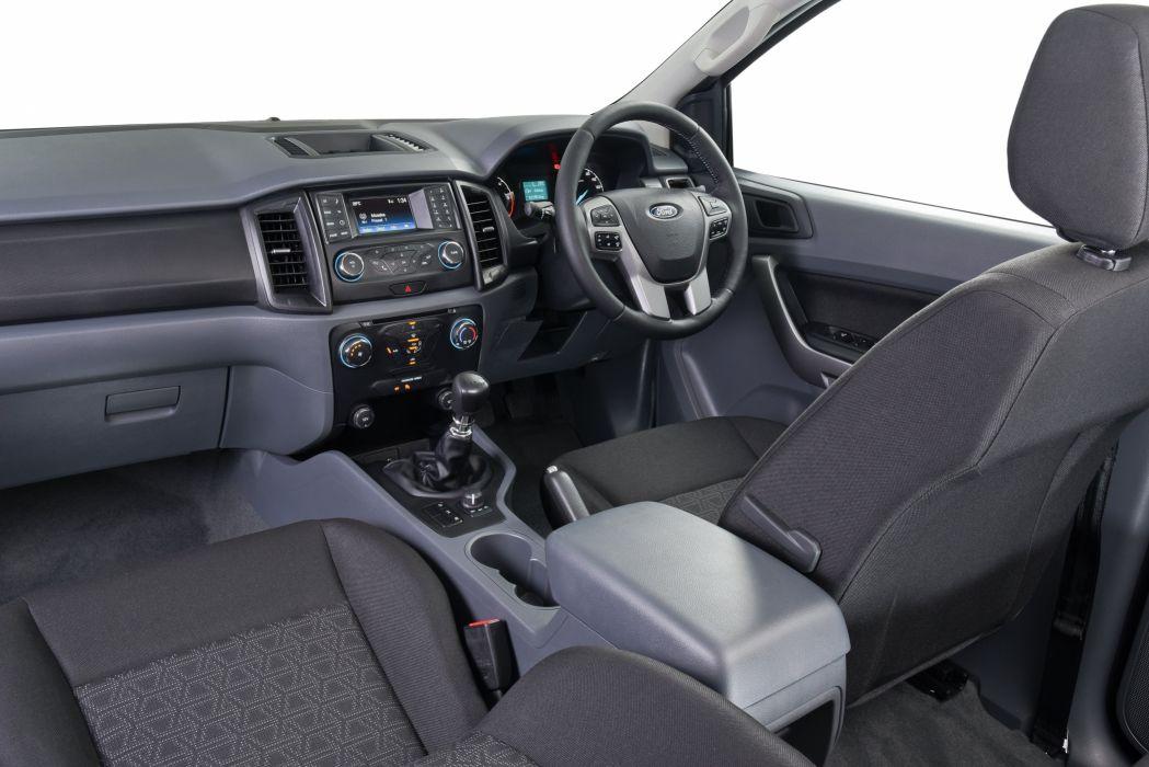 Ford Ranger XLs Double Cab ZA-spec cars pickup 2015 wallpaper