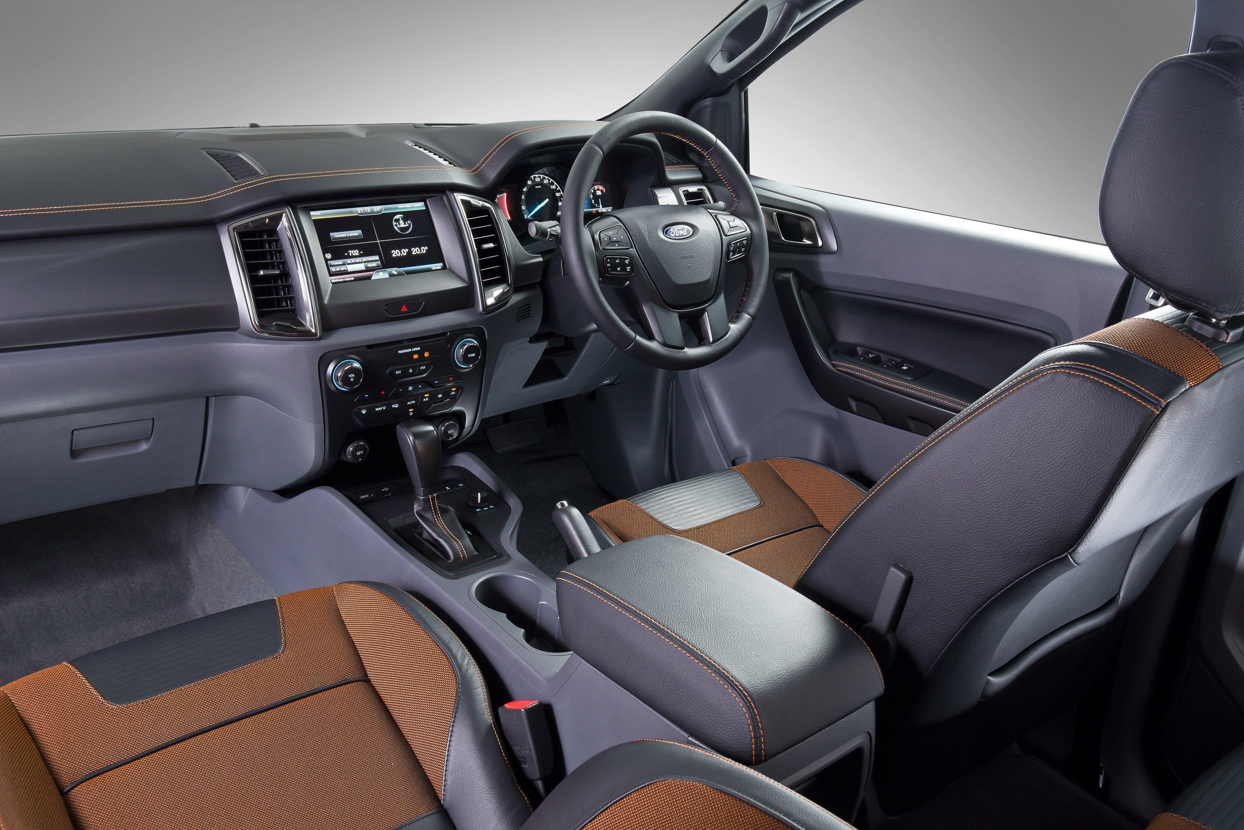 Ford Ranger Wildtrak Za Spec Cars Pickup 2015 Wallpaper 4096x2734