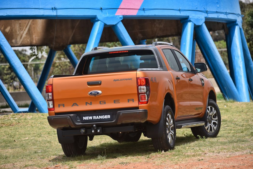 Ford Ranger Wildtrak ZA-spec cars pickup 2015 wallpaper
