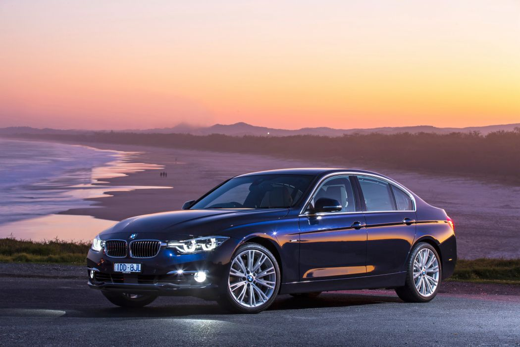Bmw M3 E >> BMW 340i Luxury Line AU-spec (F30) cars sedan 2015 wallpaper | 4096x2731 | 818602 | WallpaperUP
