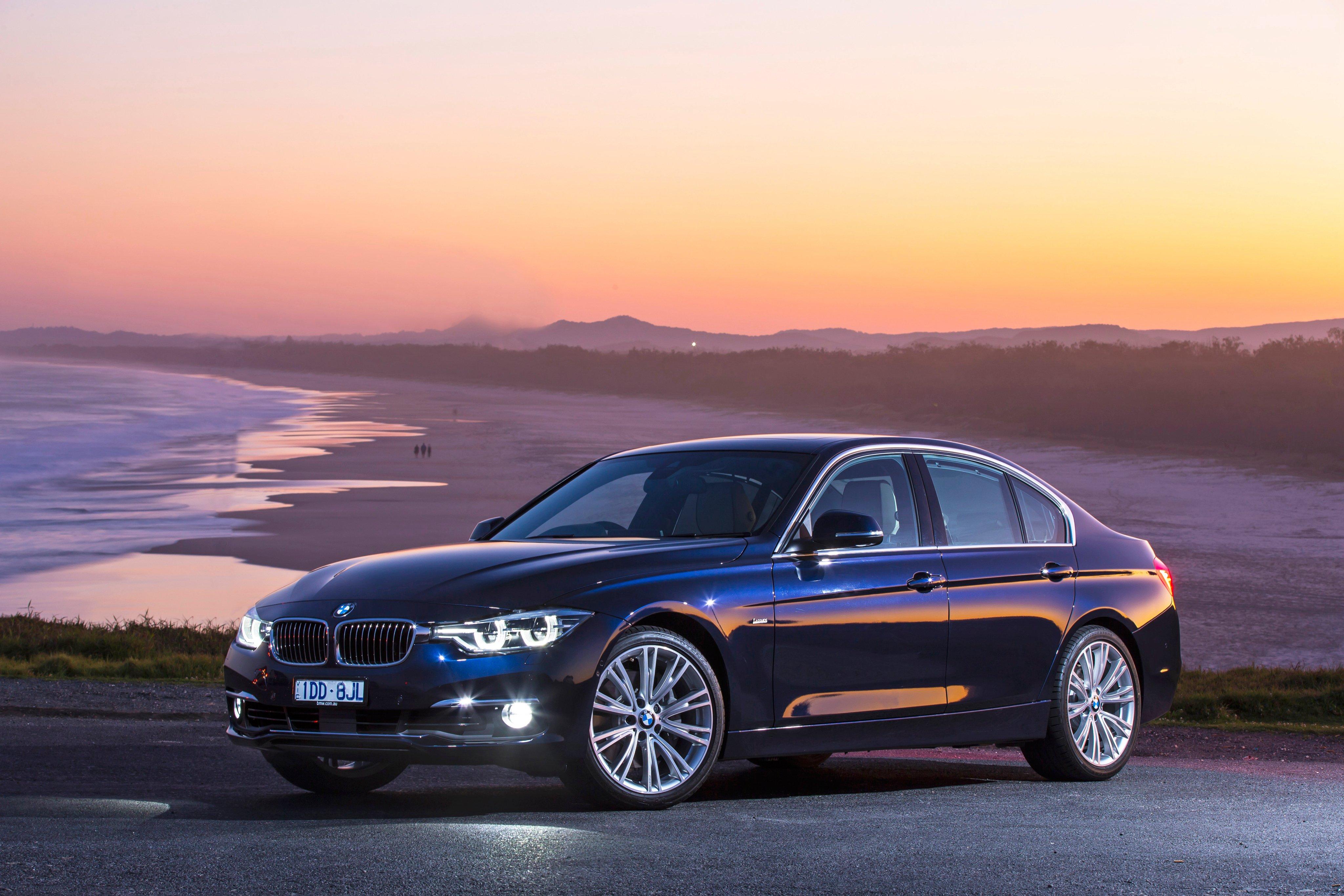 BMW 340i Luxury Line AU-spec (F30) cars sedan 2015 ...