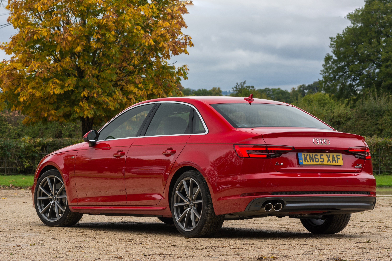 Audi A4 B9 2015 Html Autos Post