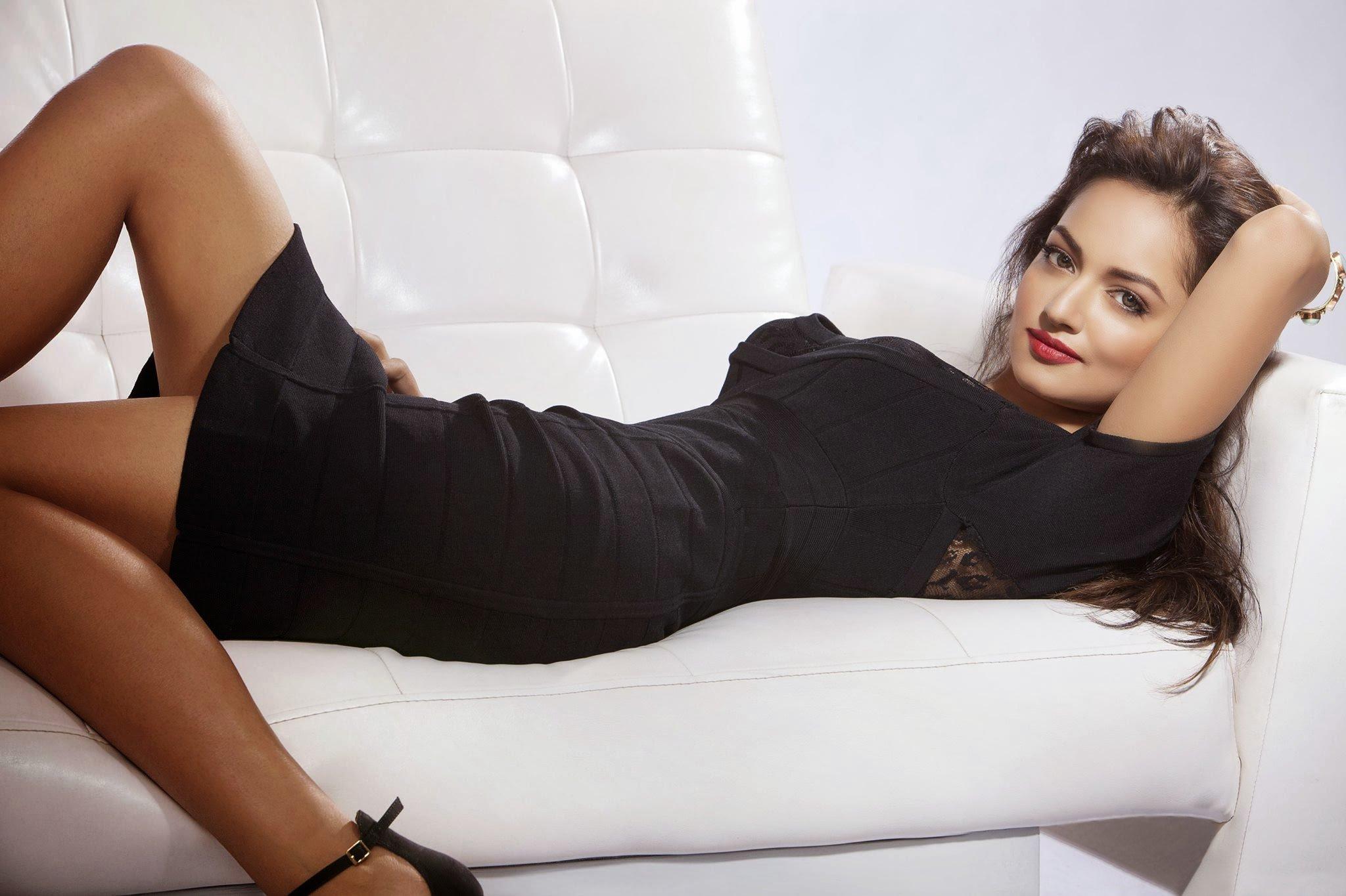 Shanvi srivastava bollywood actress model girl beautiful ...