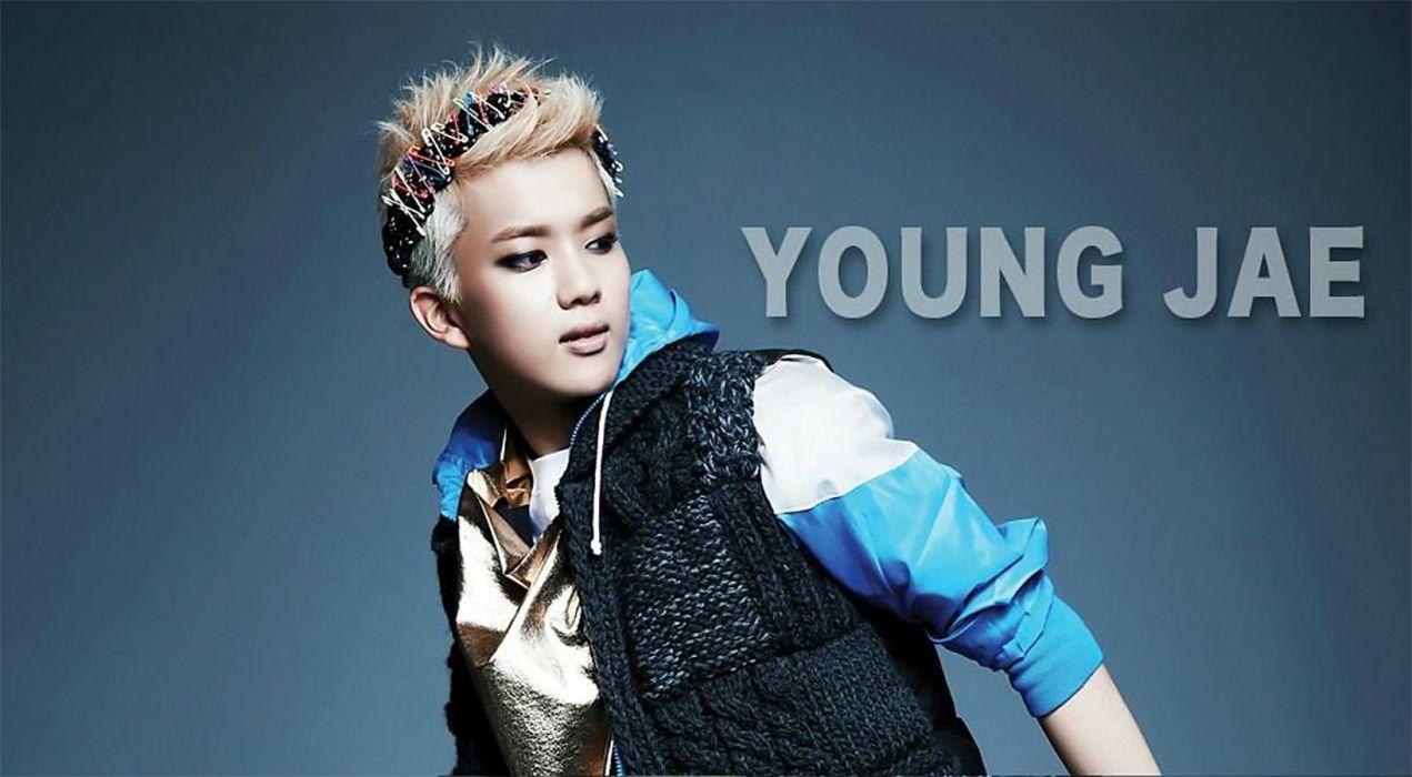B A P Young Jae Kpop wallpaper