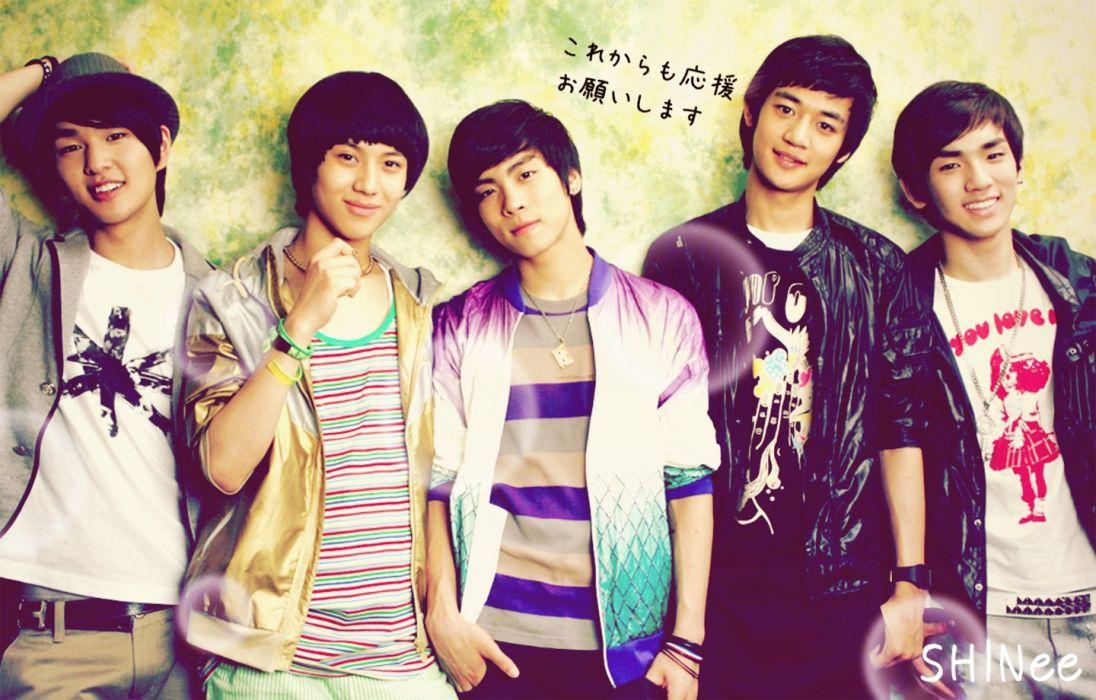 Shinee Kpop wallpaper