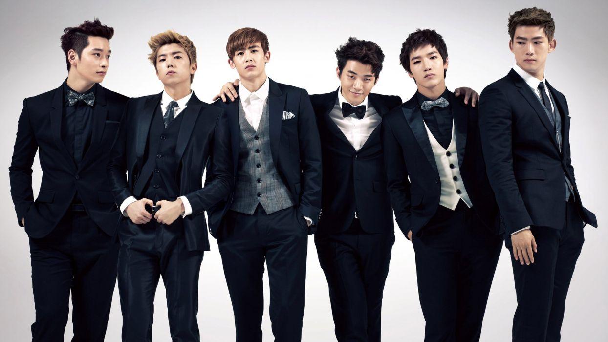 2PM Kpop wallpaper