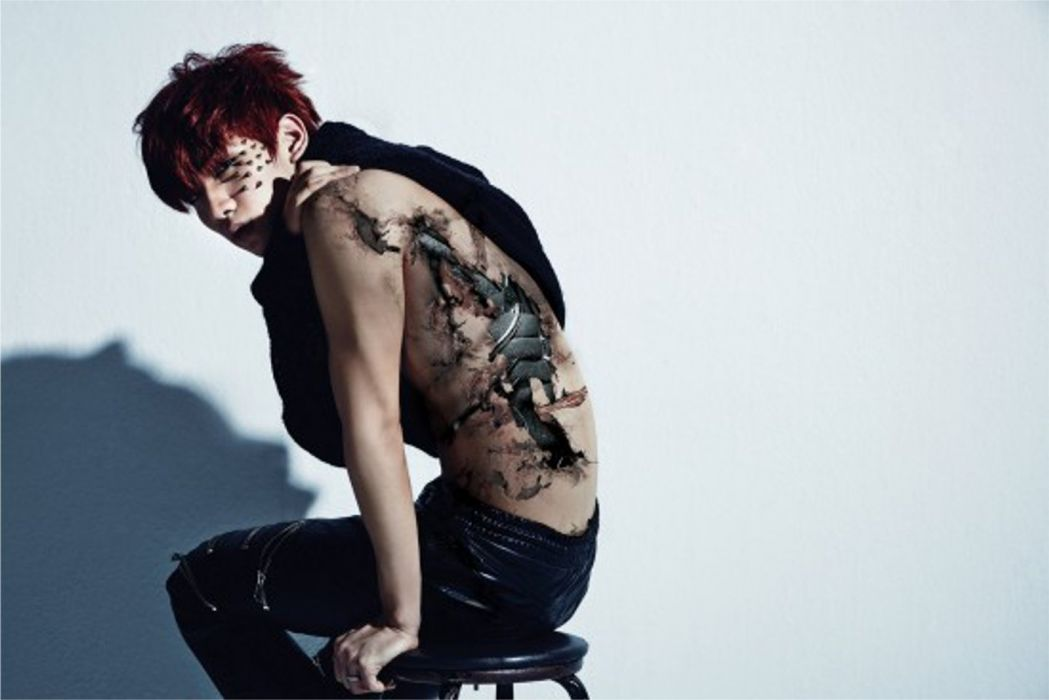 VIXX Hyuk Kpop wallpaper