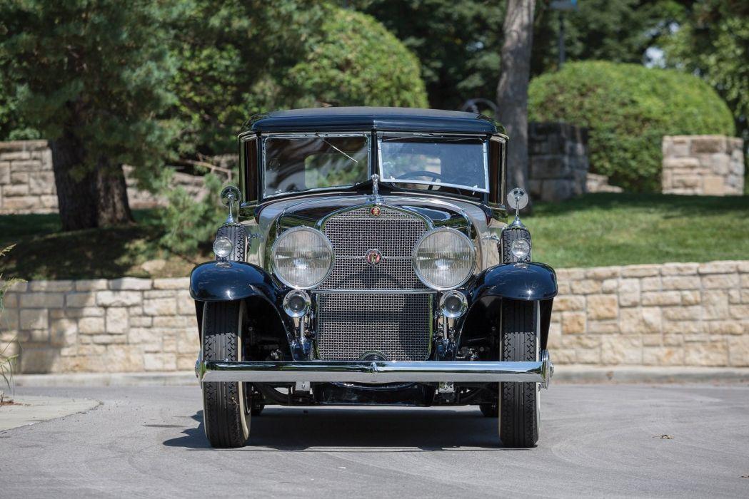 1930 Cadillac V16 452 2-4-passenger Coupe Fleetwood cars classic wallpaper