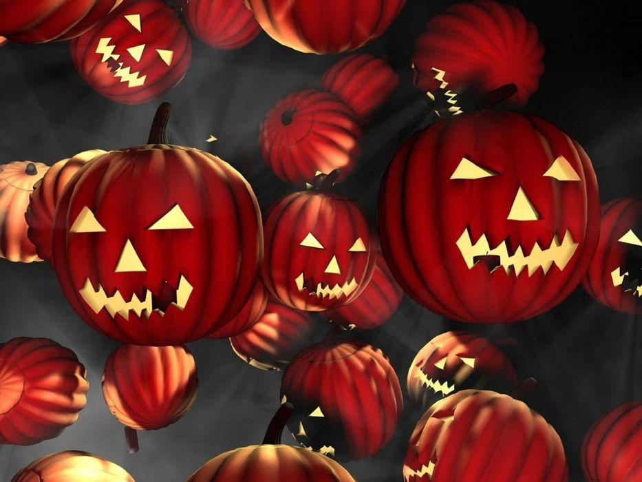 HALLOWEEN spooky holiday creepy dark horror wallpaper