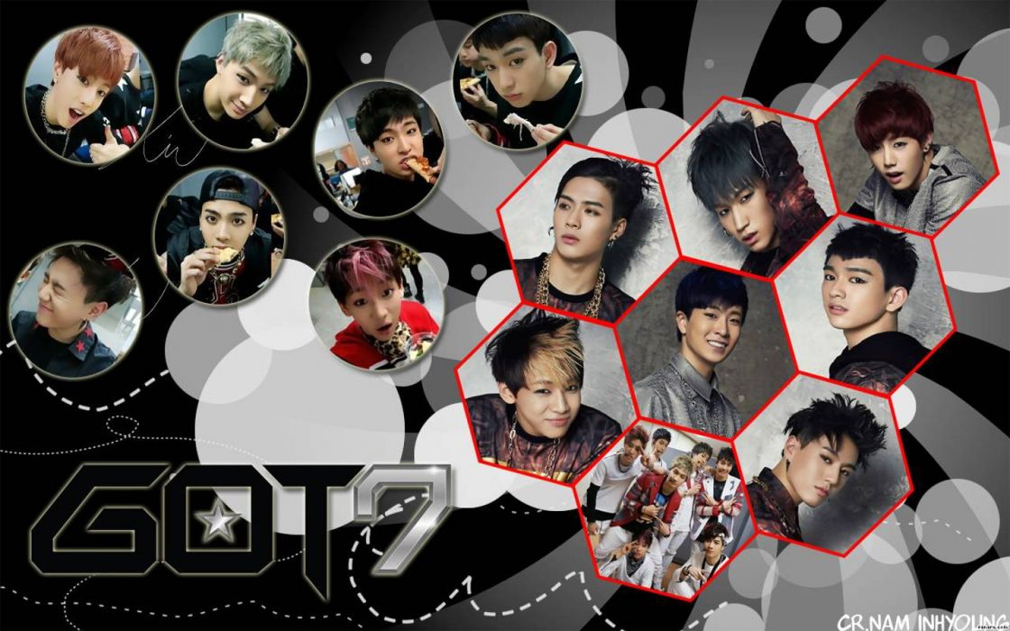 Got7 Kpop wallpaper