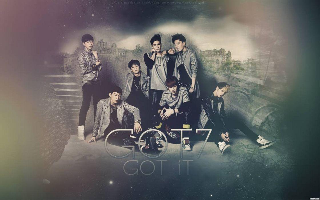 Got7 Kpop wallpaper
