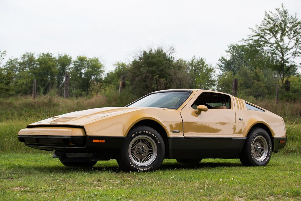 Bricklin SV-1 cars coupe 1974 wallpaper