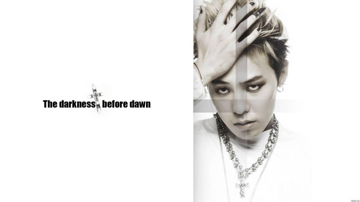 Bigbang G-Dragon Kpop wallpaper