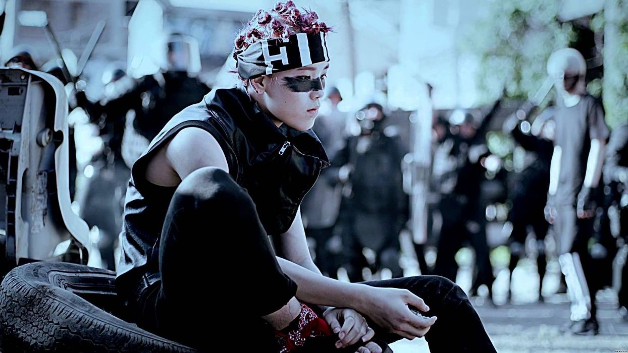 B A P Zelo Kpop wallpaper