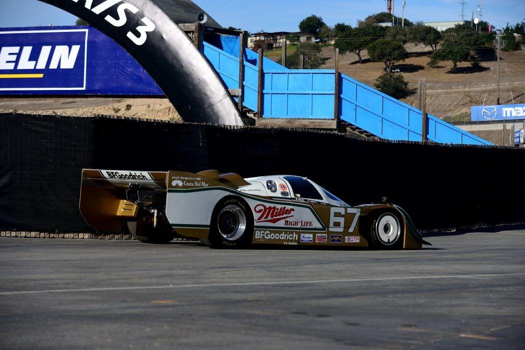 1989 Porsche 962 IMSA GTP cars racecars wallpaper