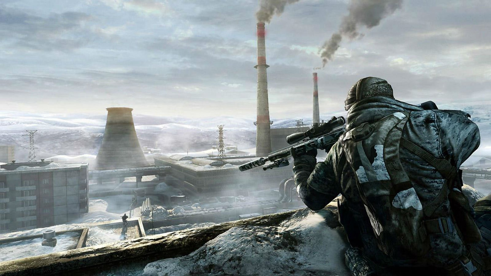 SNIPER Ghost Warrior Military Shooter Stealth Action