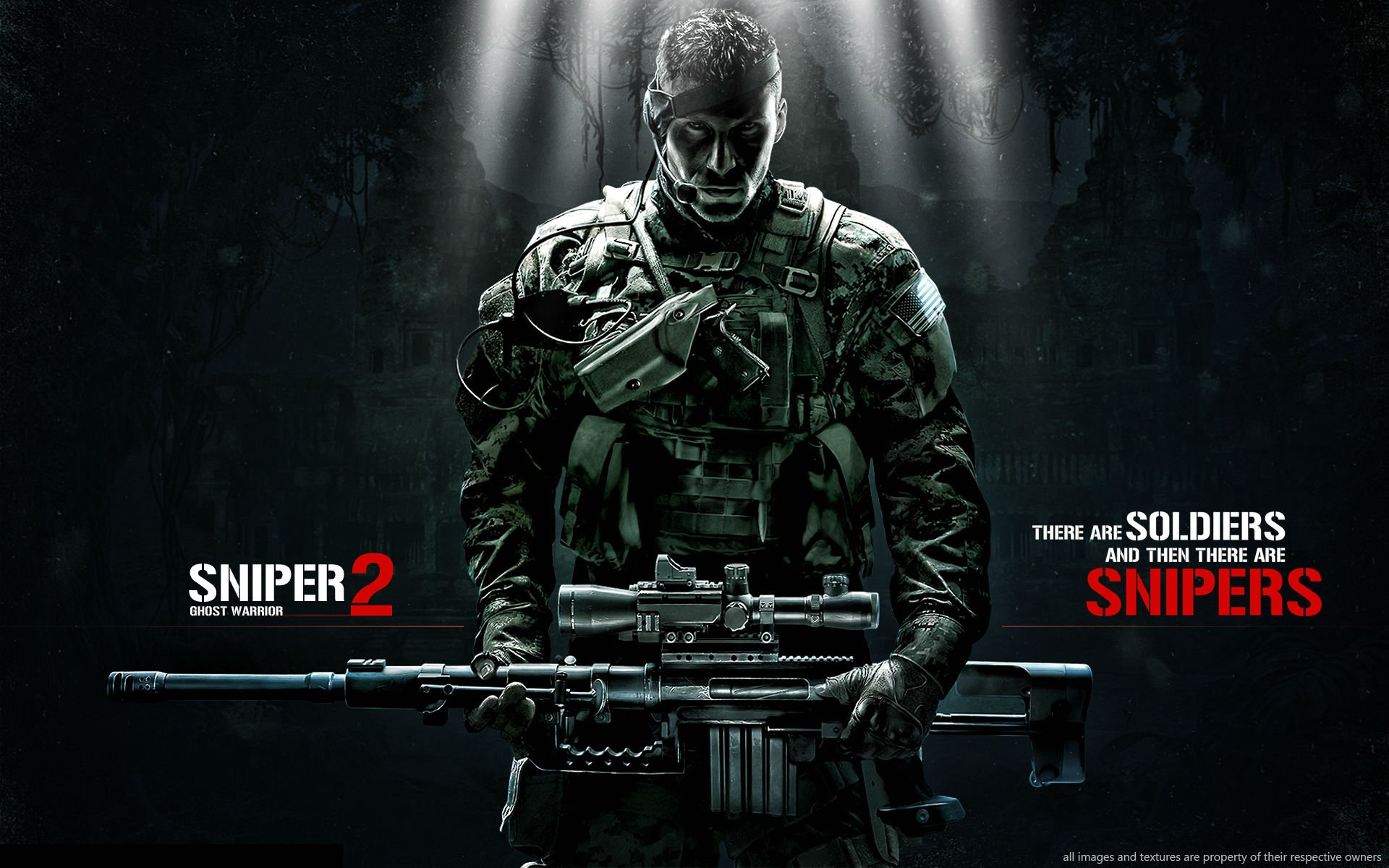 sniper ghost warrior military shooter stealth action fighting 1sgw