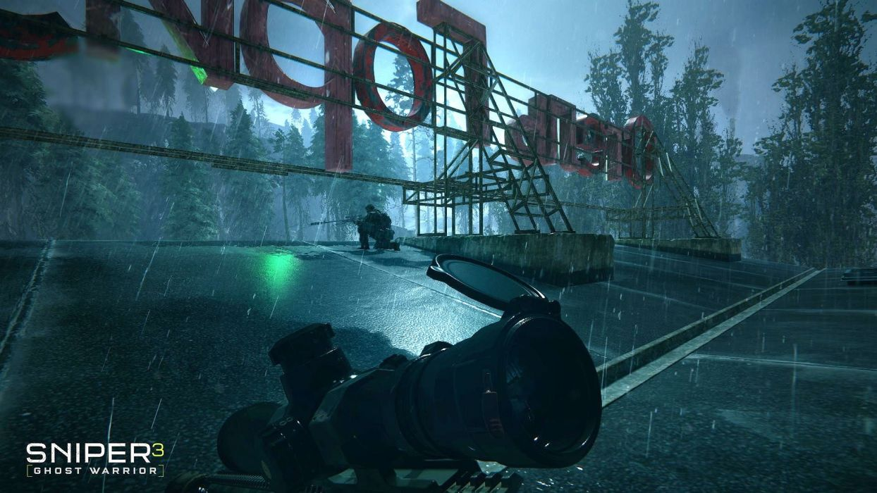 SNIPER Ghost Warrior military shooter stealth action fighting 1sgw tactical wallpaper