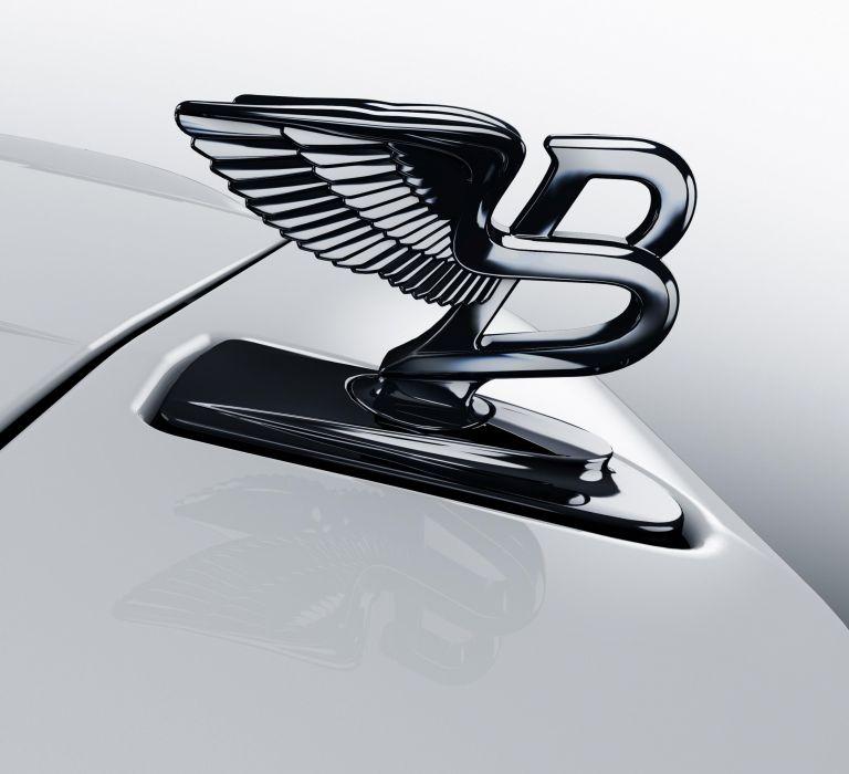 Bentley Mulsanne 95 Exclusive Edition Logo wallpaper
