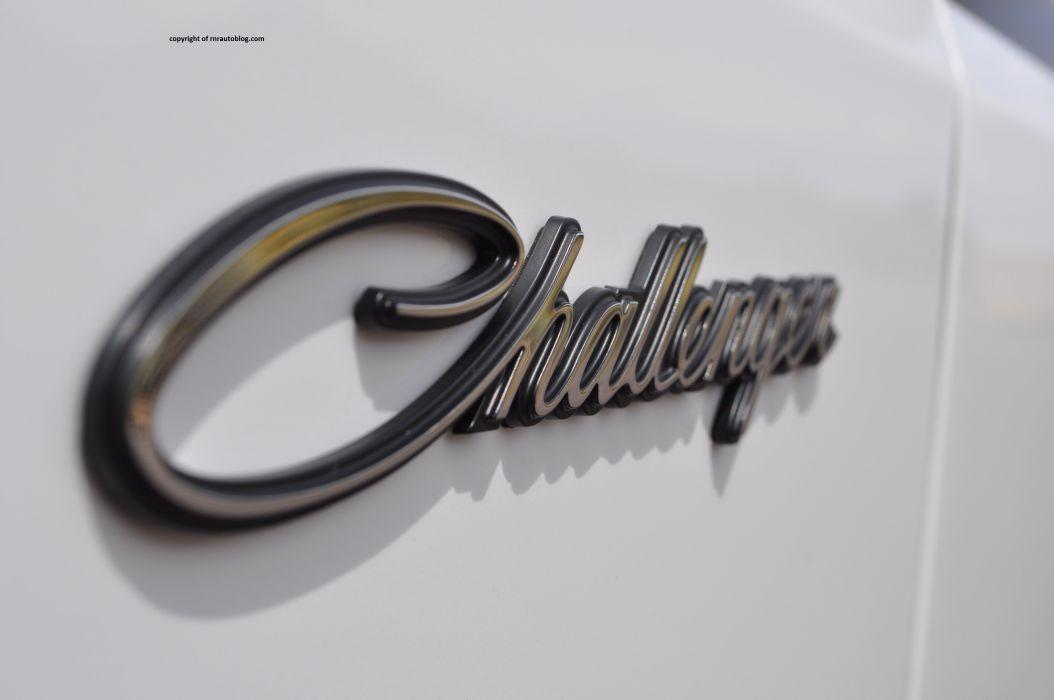 Challenger Logo wallpaper