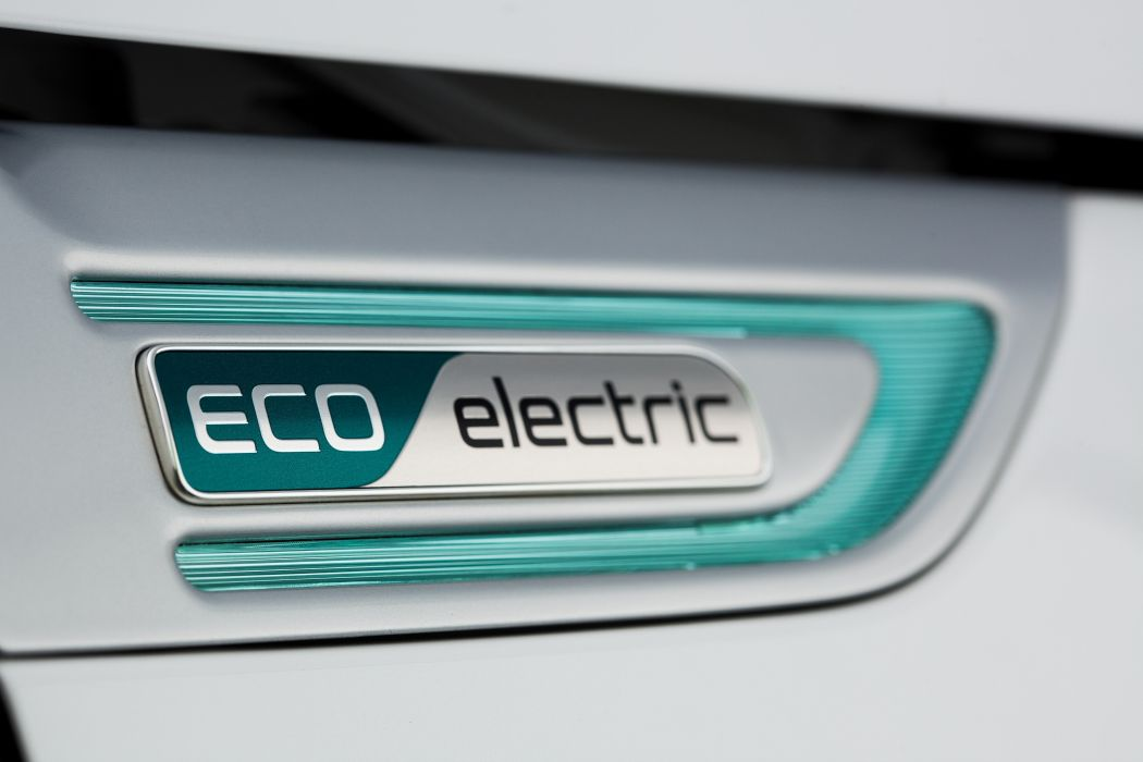Eco Electric wallpaper