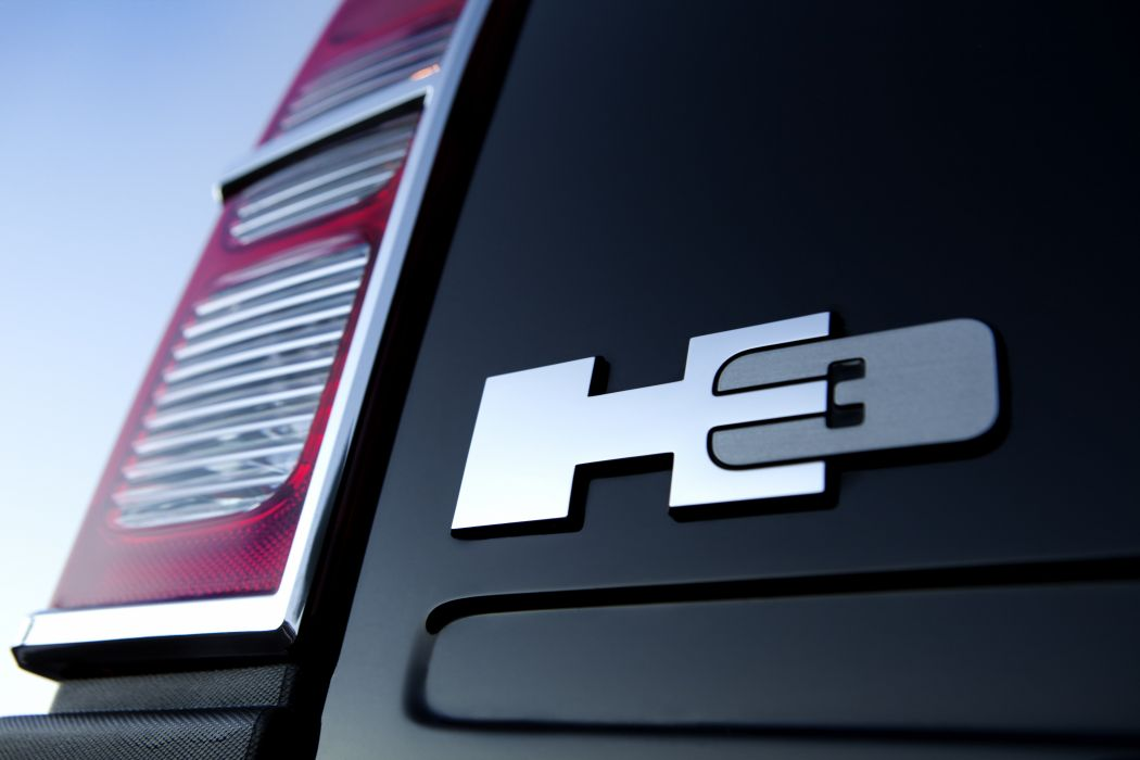 Hummer H3 wallpaper
