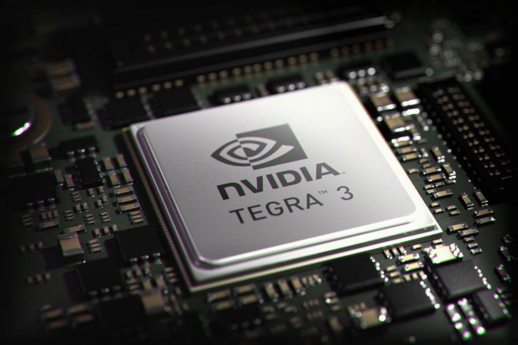 Nvidia Tegra 3 wallpaper