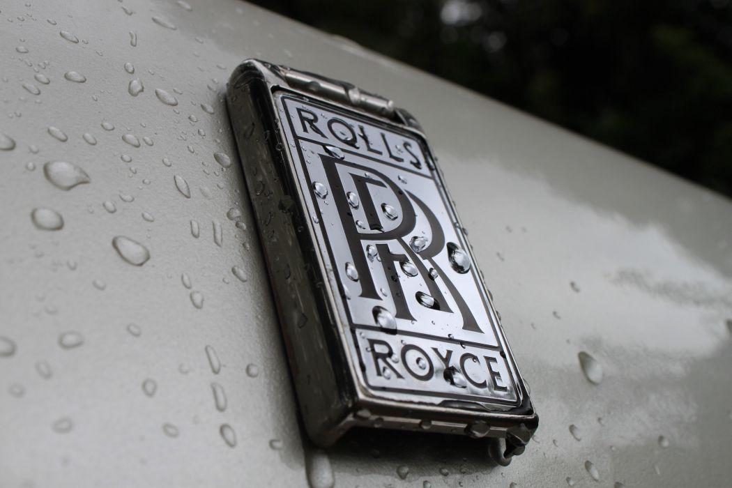 Rolls-Royce Logo wallpaper
