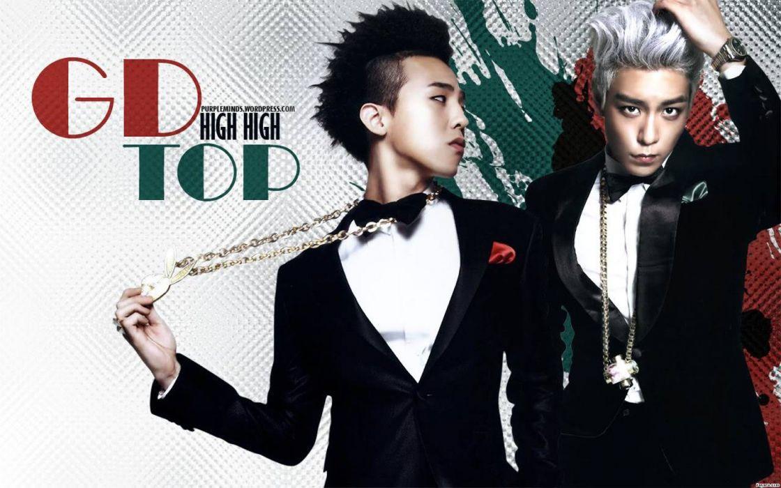 Bigbang G Dragon T O P Kpop Wallpaper 1440x900 819333
