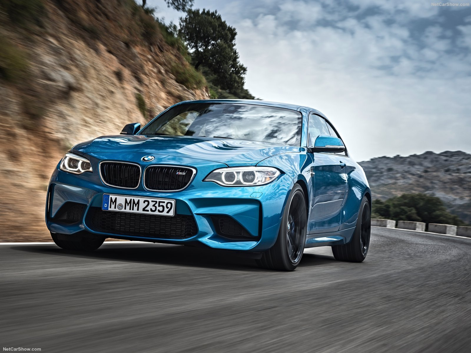 Bmw M2 Coupe Cars 2016 Wallpaper 1600x1200 819345