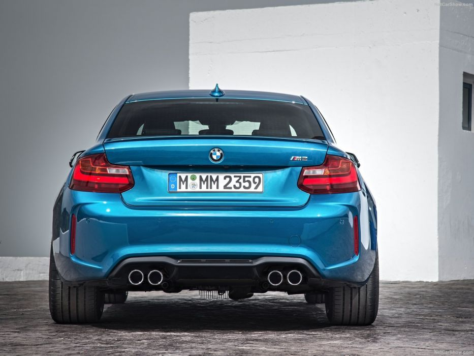 BMW-M2 Coupe cars 2016 wallpaper