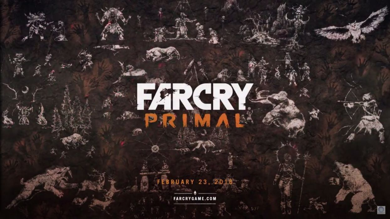 Far Cry Primal Action Fighting Shooter Farcry Adventure Fantasy