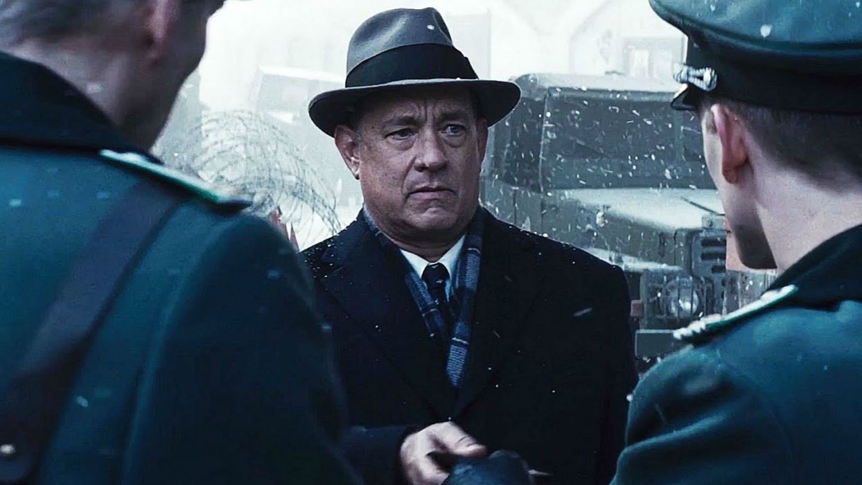 BRIDGE OF SPIES tom hanks drama thriller court crime military 1bspies spy wallpaper
