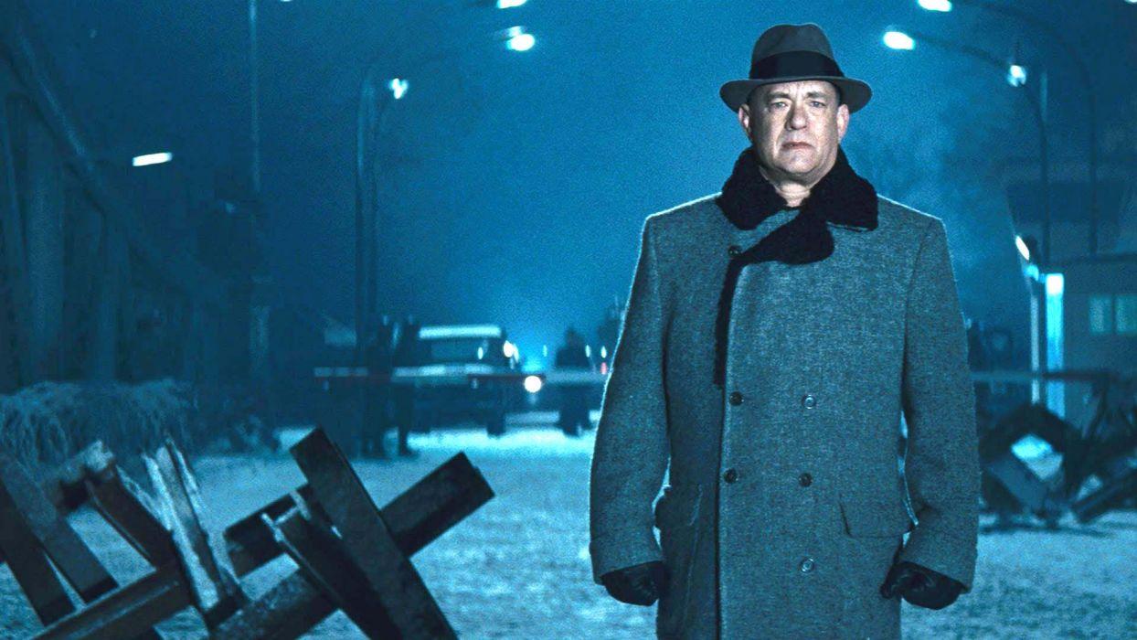 BRIDGE OF SPIES tom hanks drama thriller court crime military 1bspies spy wallpaper