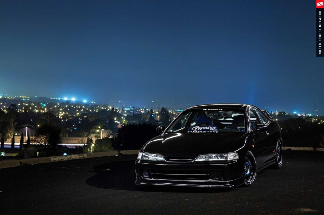 2001 Acura Integra Type R Cars Black Wallpaper 2048x1360 820039 Wallpaperup
