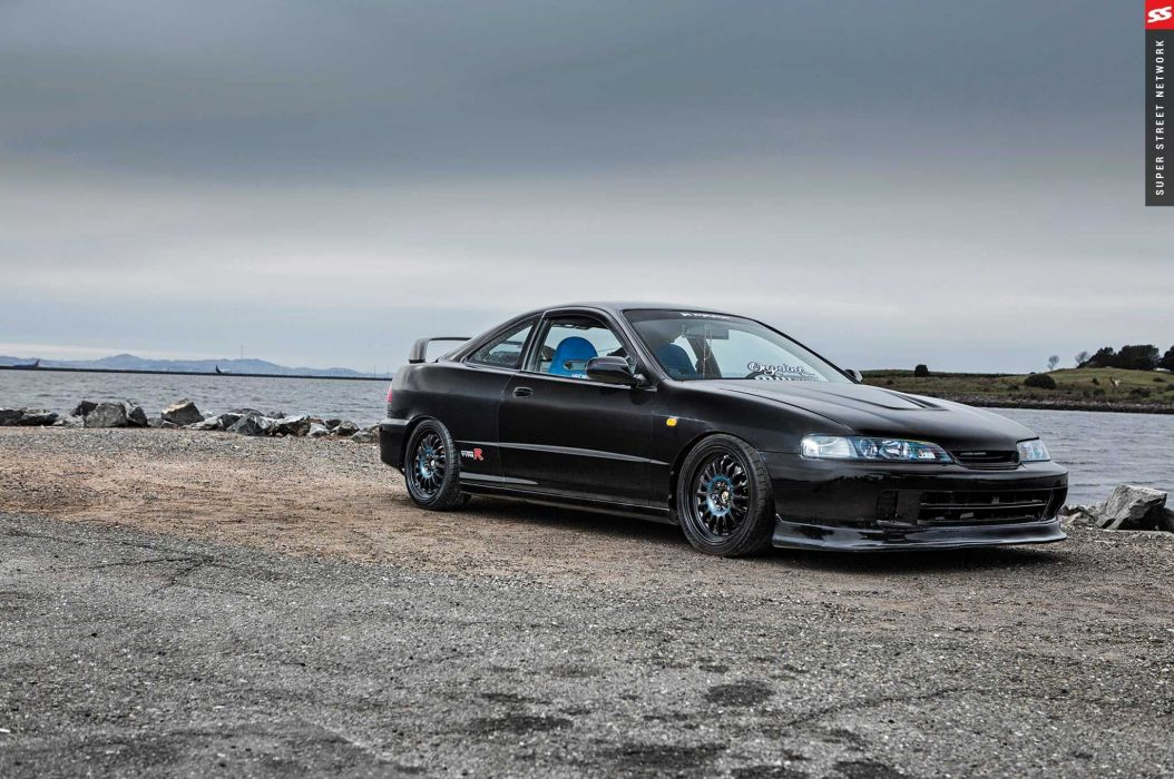 2001 Acura Integra Type R Cars Black Wallpaper 2048x1360 820040 Wallpaperup