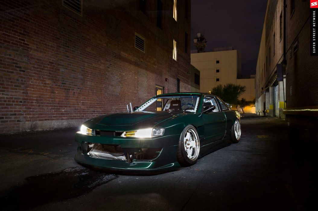 1991 nissan 240-sx coupe cars modidied wallpaper